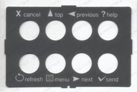 ALEXtel Étiquette Anglais