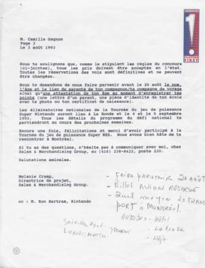 Camil Nintendo News 1993-08-03 Page2