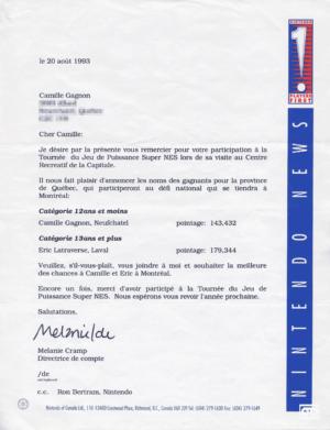 Camil Nintendo News 1993-08-20