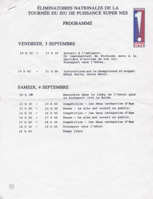 Camil Nintendo News 1993-09-03