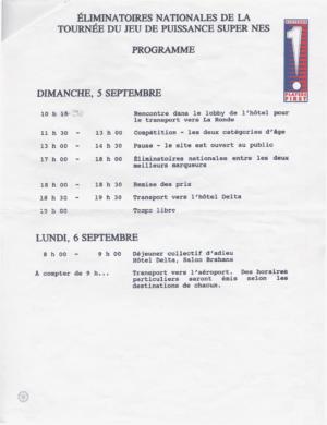 Camil Nintendo News 1993-09-05