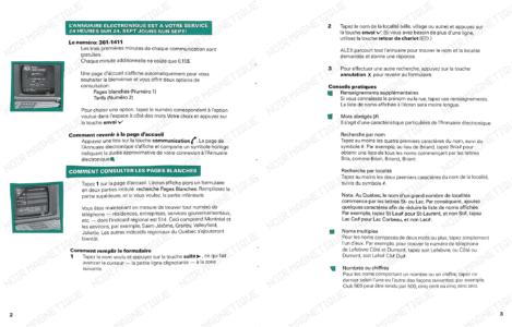 Guide Usager Annuaire Électronique 02 03