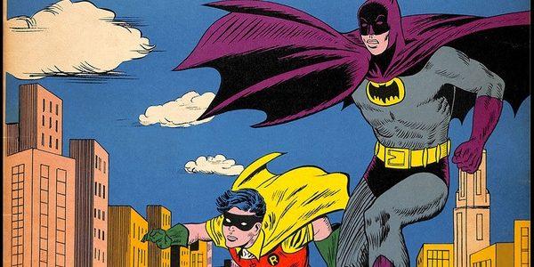 Batman: Histoires… chansons (disque vinyl)