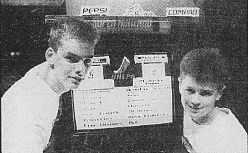 Entrevue avec Camil Gagnon et Éric Latraverse – Compétition de Star Fox en 1993